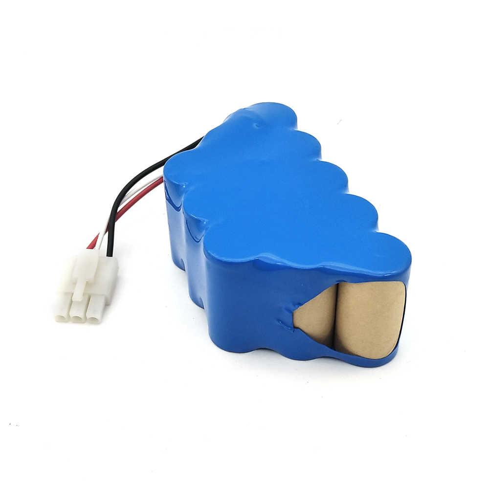 Sc 3000 mah 상어 14.4 v 배터리 팩 xb1100 sv1100 sv1107 진공 청소기 스위퍼 로보틱스