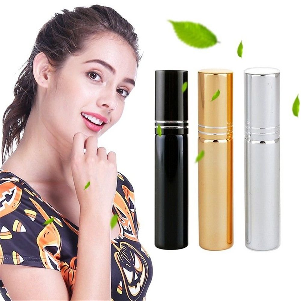 10ml Refillable Perfume Travel Scent Aftershave Atomizer Bottle Pump Sprayosmetic Container Women Men Perfume Tools