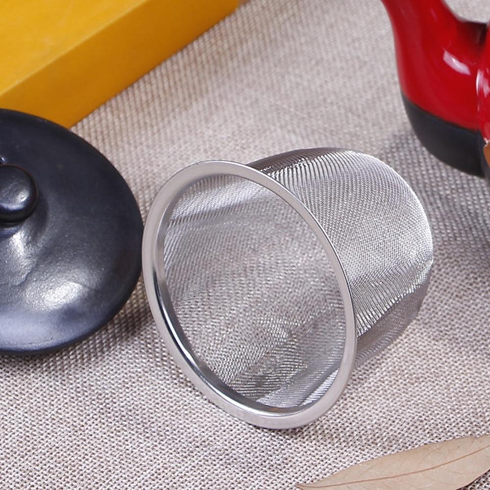aço inoxidável folha spice filtro drinkware cozinha