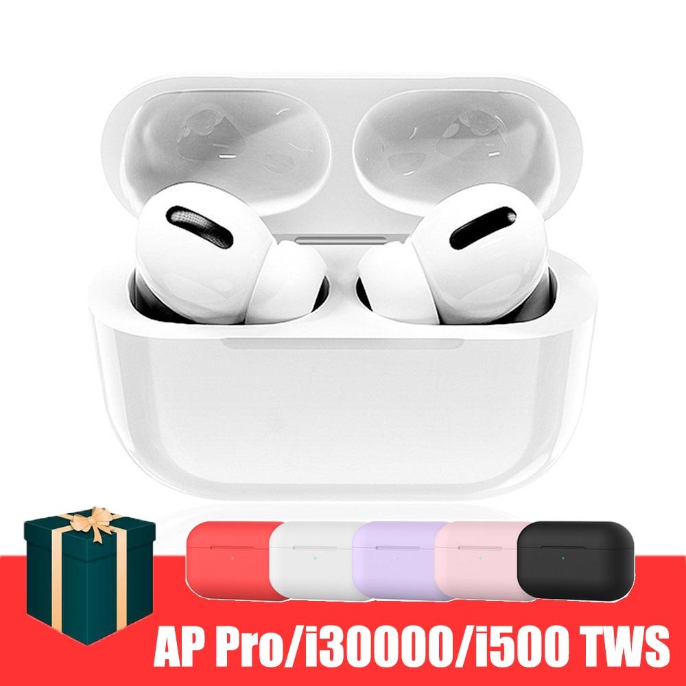 AP Pro TWS Wireless Charge Bluetooth 5.0 Earphone Copy1:1 Air 3Pro 8D Bass Earbuds  Not W1H1 1536u Chip I80 I100000 I9000 ProTWS