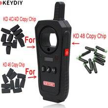 10 шт х KD дистанционный ключ чип Копировать 4C/4D/46/48 чип-ключ для автомобиля чип для KD-X2 ключевой программист
