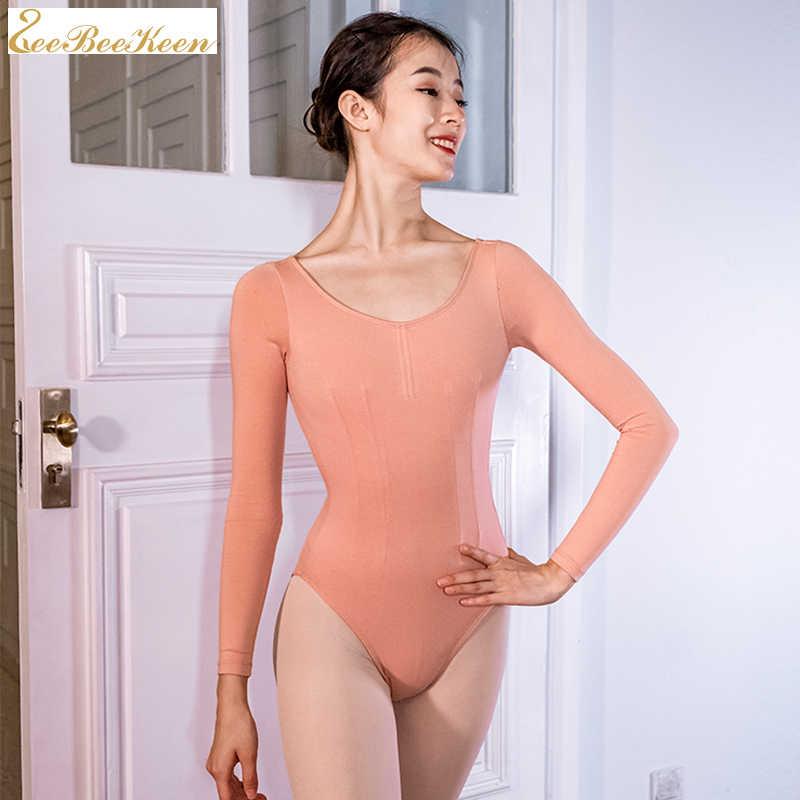ผู้ใหญ่ยิมนาสติก Leotard สำหรับผู้หญิง Ballerina เต้นรำบัลเล่ต์ Basic การฝึกอบรมเสื้อผ้าครูสลิง leotards Air โยคะเครื่องแต่งกาย