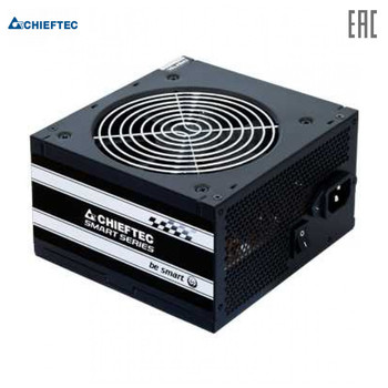 Fuentes de alimentación PC Chieftec GPS-600A8 unidad de suministro de bloques