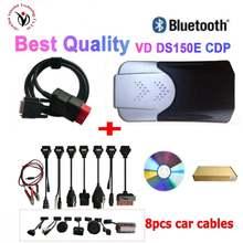 Диагностический сканер vci vd ds150e cdp bluetooth tcs pro obd