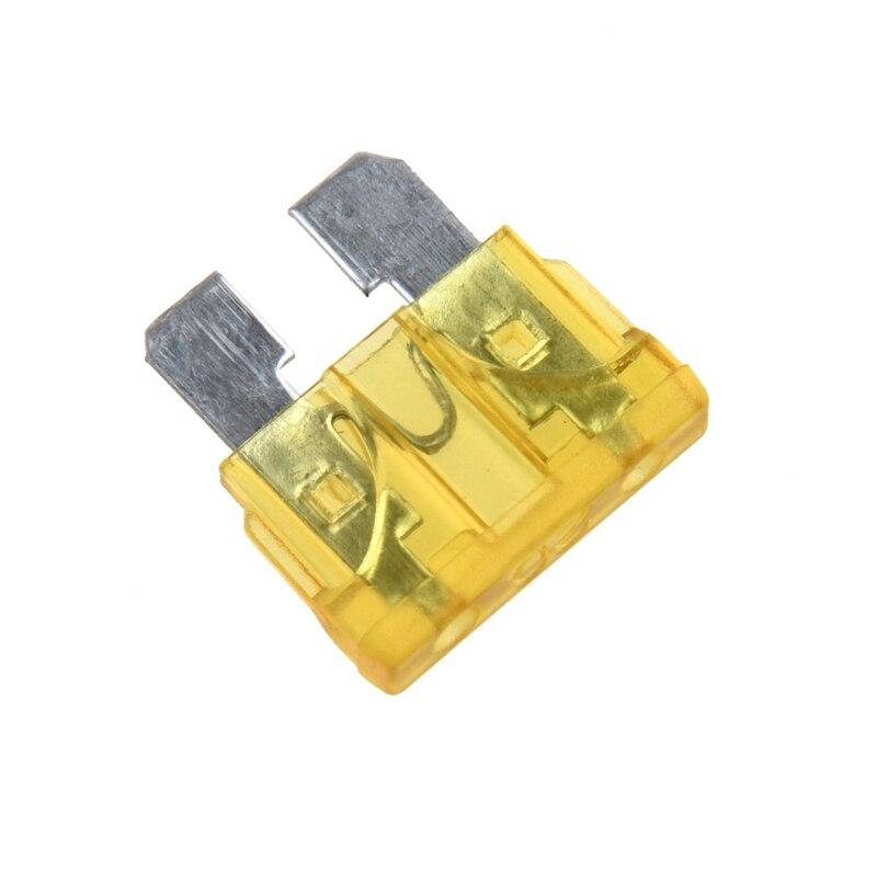 Lame plate fusibles 25 PIECES 30 Amp Électrique Remplacement-autobar 209//25