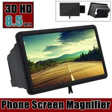 Magnifier Smartphone Table-Stand Optical Mobile-Phone-Screen Video Desktop Flexible 3D
