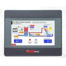 Novo original hmi tk6051ip 4.3 Polegada 1wv weinview tela de toque atualizado a partir de tk6050ip