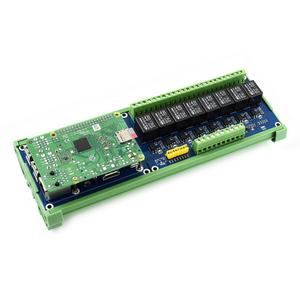 Image 5 - Waveshare RPI Expansion Board 8 Channel Relay Board for Raspberry Pi A+/B+/2B/3B/3B+ Onboard LED RPi Relay Board (B)