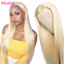 613 Blonde Lace Front Human Hair Wigs 150% Remy Brazilian Straight Hair 13x4 Lace Frontal Wigs 30 32 34 36 38 40 42 inches