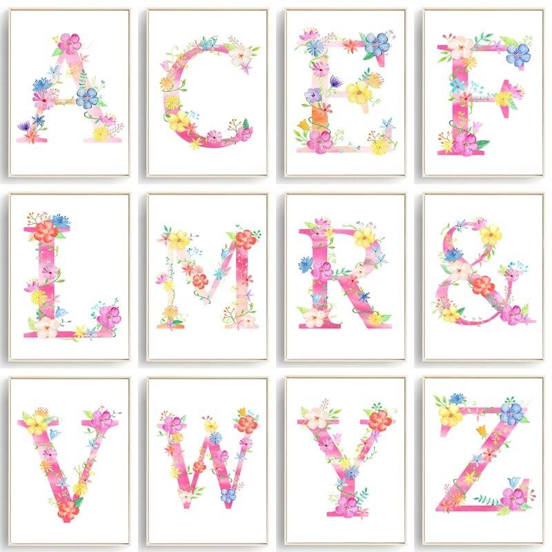 Алмазная 5D картина «сделай сам» с буквами в скандинавском стиле, алмазная вышивка крестиком, мозаика для творчества, подарок на день рожден...