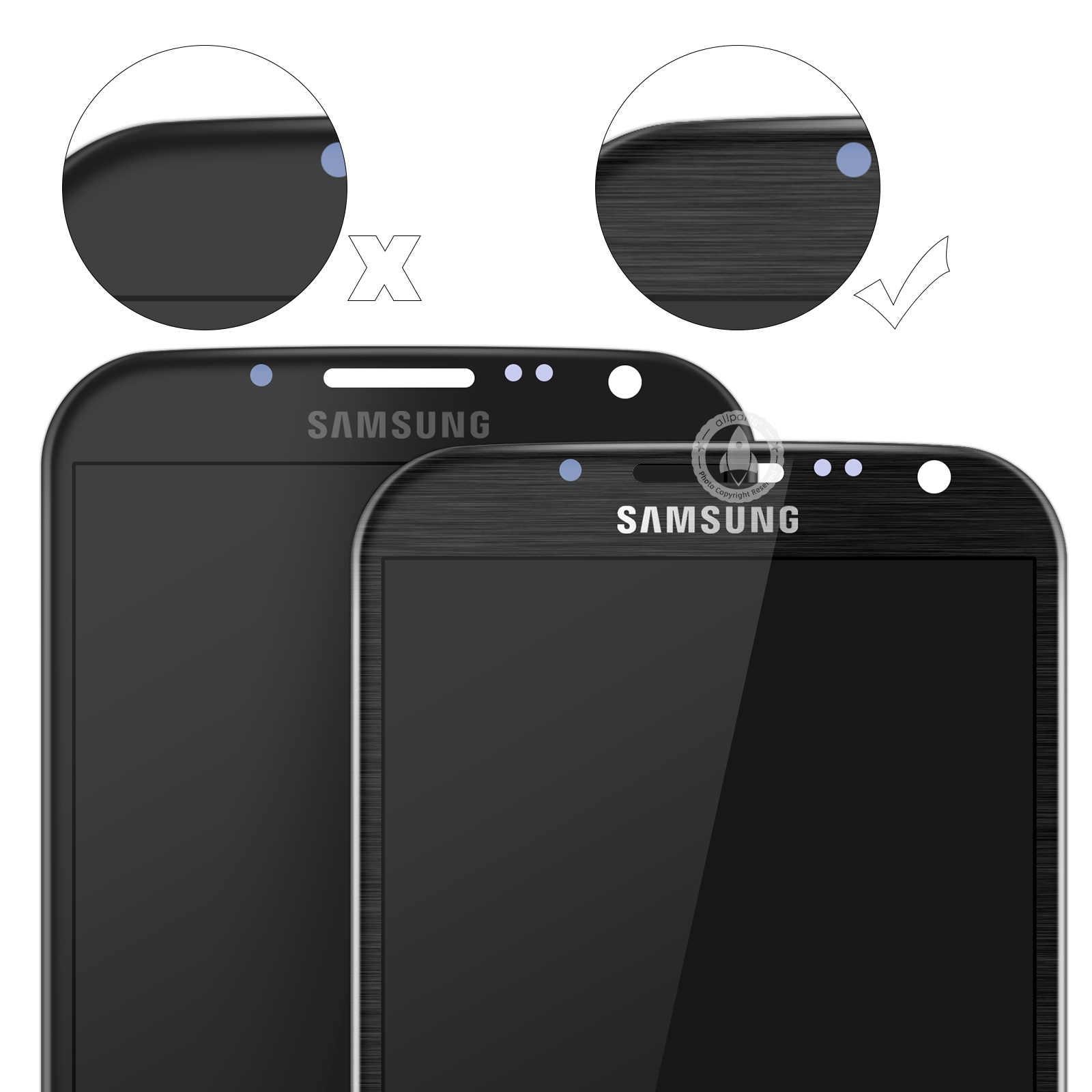100% Nguyên Bản AMOLED Màn Hình Dành Cho Samsung Galaxy Note 2 Màn Hình Cảm Ứng LCD Bộ Số Hóa Có Khung Thay Thế Note II N7105 N7100
