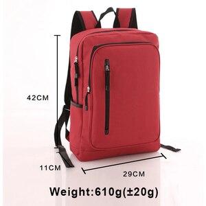 Image 2 - Холщовый Рюкзак для девочек и мальчиков, школьные ранцы для подростков, Детские портфели для студентов