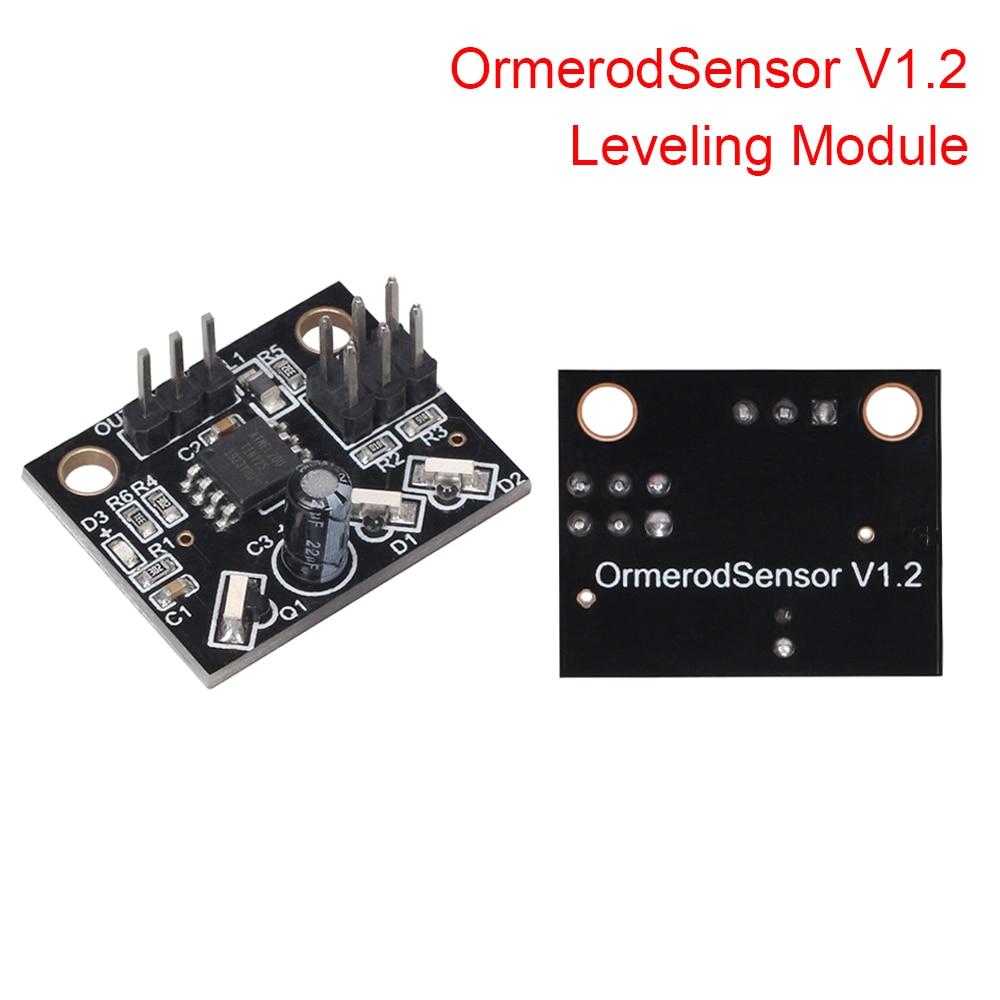 3D Printer Parts OrmerodSensor V1.2 Leveling Module Z-probing Z Height Sensor Board Bed Leveling Sensor VS IR Sensor Reprap