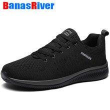Новая Всесезонная обувь из сетчатого материала Для мужчин Туфли без каблуков повседневная обувь; удобная теплая обувь с плюшевой подкладкой светильник дышащие Прогулочные кроссовки на открытом воздухе большой Размеры 48