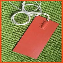 цена на Silicone heater pad heating 110V 600W 300mmx400mm 5.5A for 3d printer heat bed 1pcs elextric heater element heated industrial
