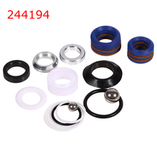 Комплект для ремонта аэрозольного насоса, Ремонтный комплект, уплотнительное кольцо для Graco 390 695 795 1095 3900 5900
