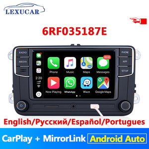 Автомагнитола LEXUCAR RCD330 Plus RCD330G R340G, Android, 6RF 035 187E для VW Golf 5 6 Jetta MK6 CC Tiguan Passat Polo