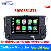 Car-Radio Carplay RCD330G R340G 187E Android Auto Golf 5 Polo Passat Jetta Mk6 LEXUCAR