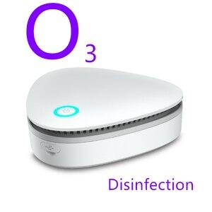 Мини USB стерилизатор озона для дезинфекции, Электрический стерилизатор для дома, автомобиля, кухни, игрушки, холодильник для пищи, ящик для о...