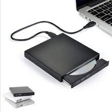 Внешний диск Оптический привод Портативный usb cd/dvd rw устройство