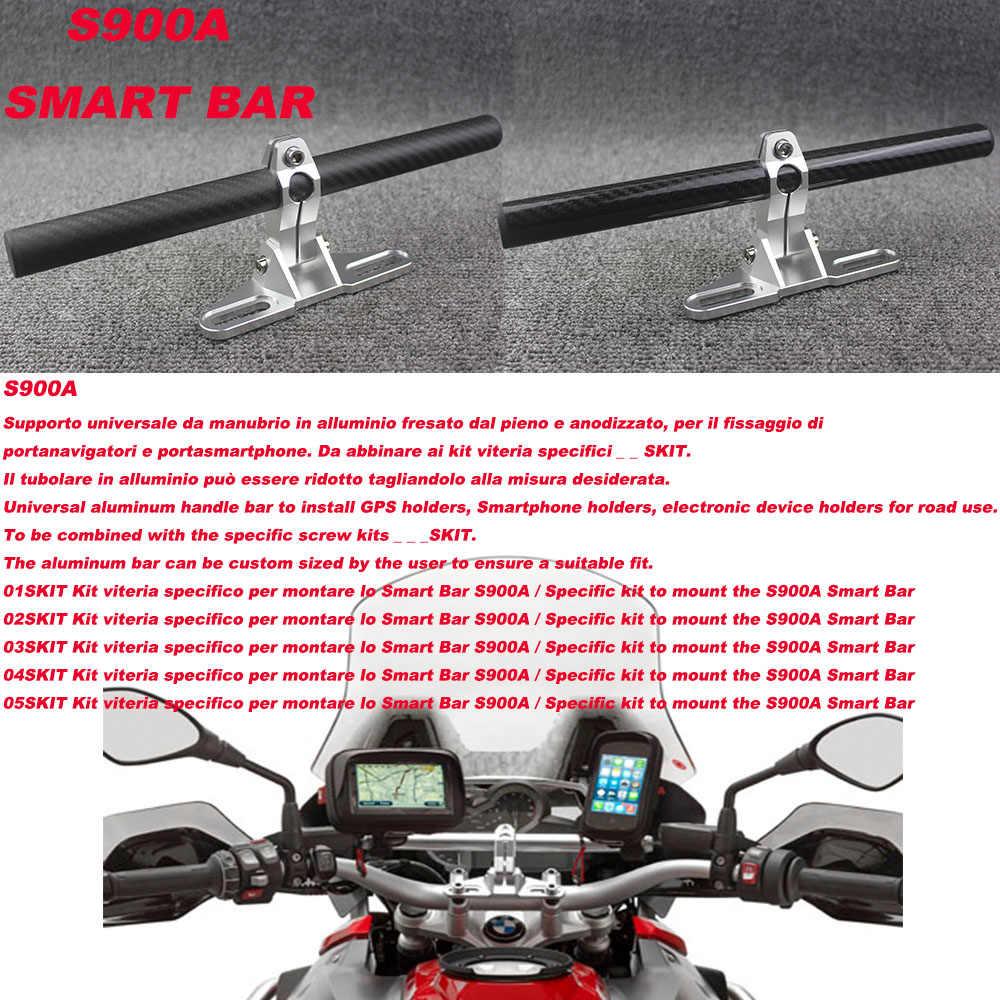 Sepeda Motor Dudukan untuk GPS BMW G 310 R 17 F 800 R 15-17 Ducati Monster 696 /796/1100 08-14 Monster 1200 14-17