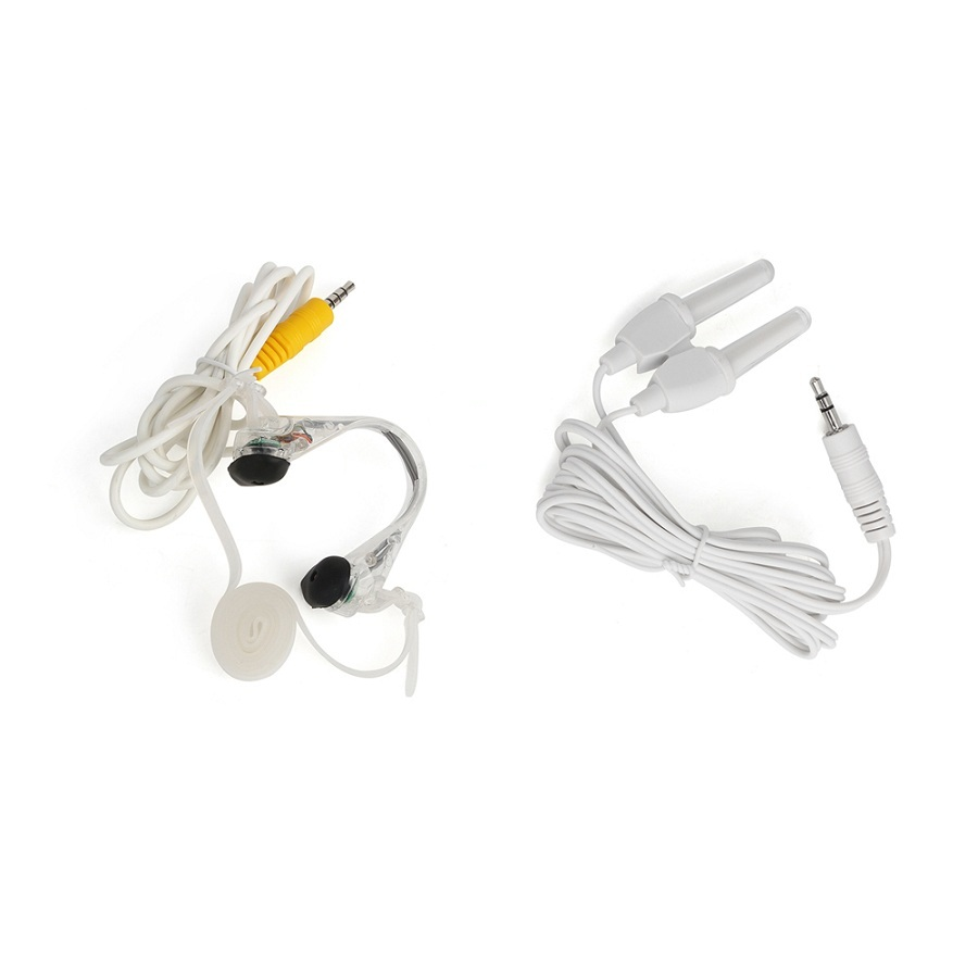 Replacement Laser Tube and Clamp Accessory for HailiCare CR-912 Allergy Reliever Rhinitis Therapy Massager Health Care