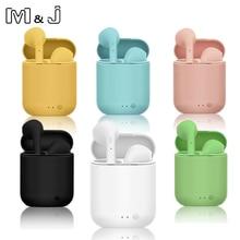 Wireless Headphone Earpieces Sport-Earbuds Huawei Mini-2 Xiaomi Tws Waterproof Bluetooth