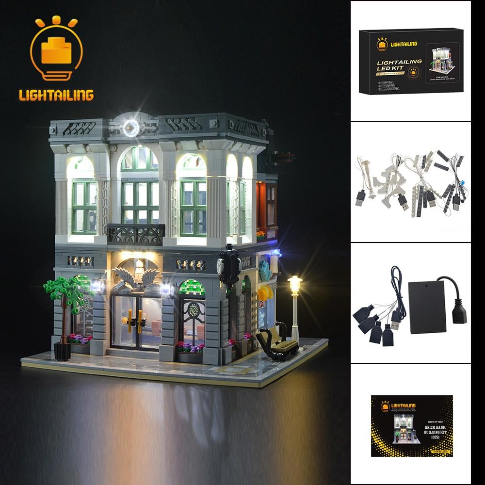 lightailing led light up kit para o criador tijolo banco blocos de construcao conjunto iluminacao compativel