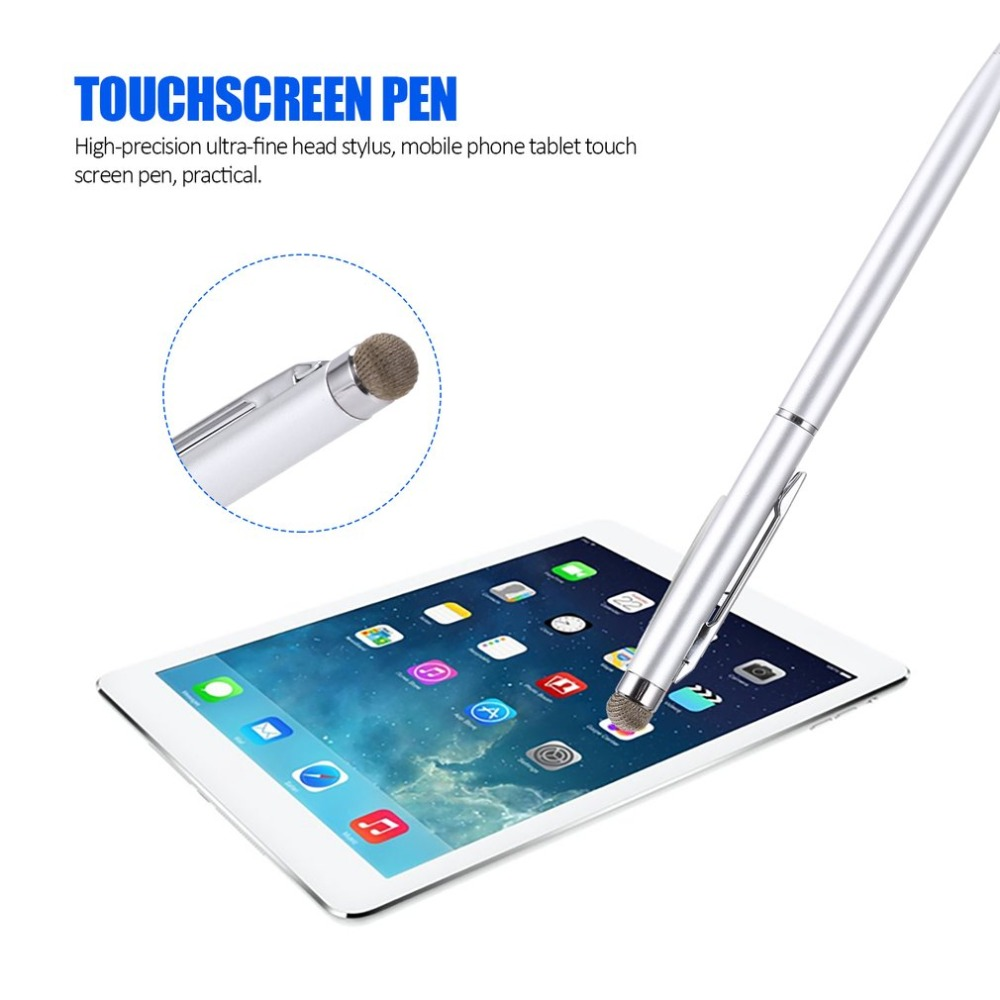 Double Touch High-precision Ultra-fine Head Stylus Mobile Phone Tablet Touch Screen Pen Painting Touch Stylus