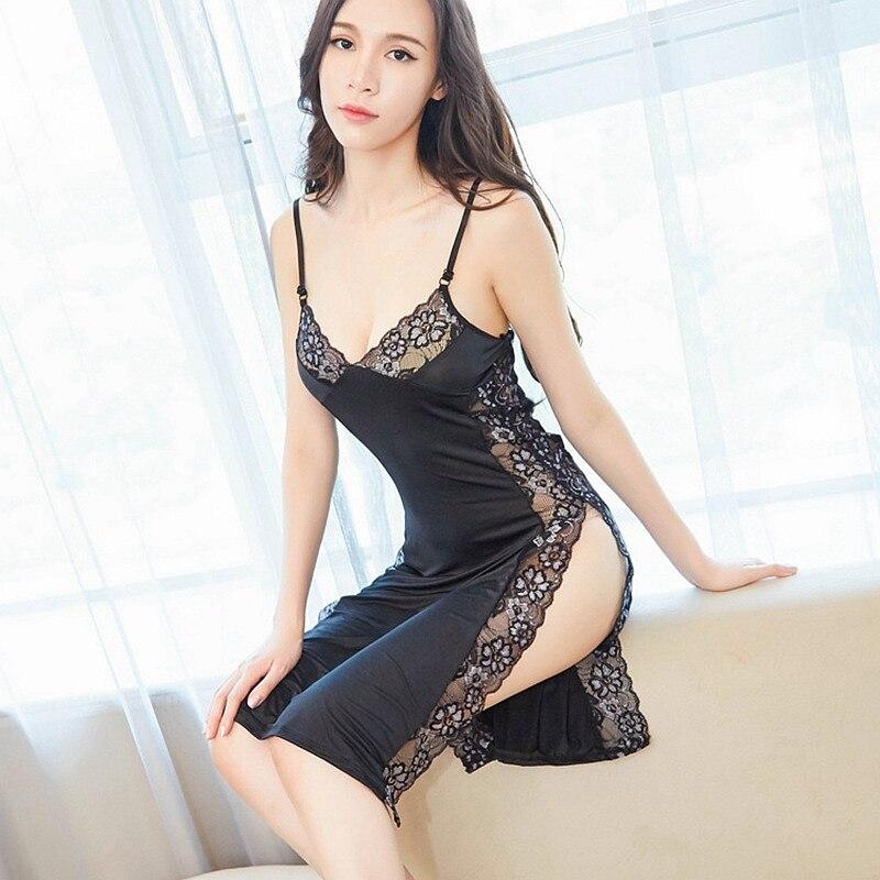 Silk Gowns nighty Dress