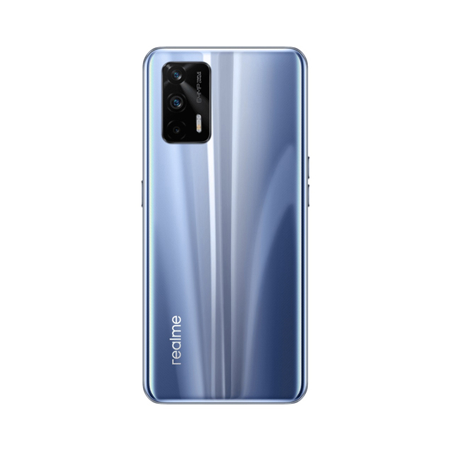 """Realme GT 5G Android 11 Cell Phones 6.43"""" 16MP Front Camera NFC Smartphone Snapdragon 888 Octa Core 4500mAh 65W Flash Charging 4"""