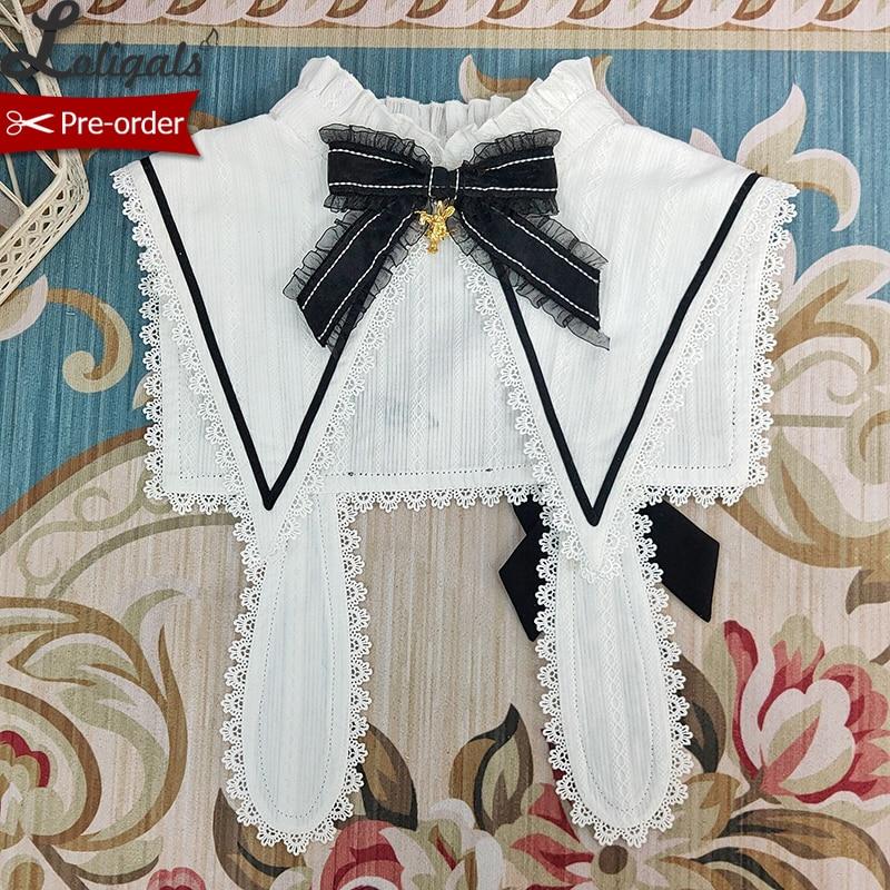 Lady Alice ~ Detachable Rabbit Ear Collar By Alice Girl ~ Pre-order