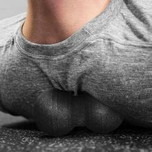 Myofascial Release Peanut Massage Ball Fascia Fitness Massager Roller For Pilates Yoga Gym Relaxing Exercise Equipment Balls все цены