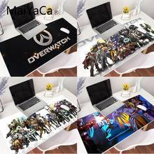 MaiYaCa-alfombrilla de ratón XXL para ordenador portátil, tapete de juego con diseño de videojuego para lol/world of warcraft
