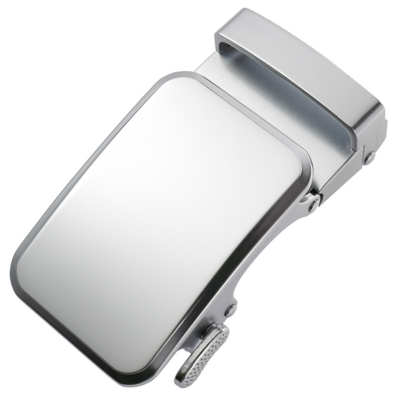 New Men's Business Alloy Automatic Buckle Unique Men Plaque Belt Buckles For 3.5cm Ratchet Men Apparel Accessories LY136-222858