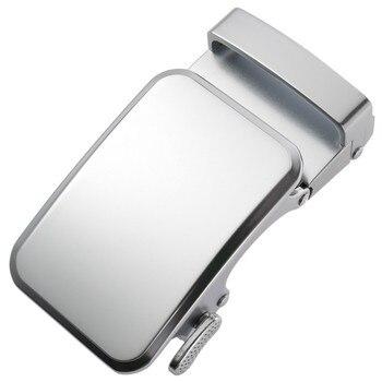 New Men's Business Alloy Automatic Buckle Unique Men Plaque Belt Buckles For 3.5cm Ratchet Men Apparel Accessories LY136-222858