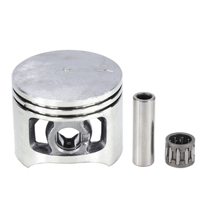 Image 5 - 1 Set Diameter 45mm Chainsaw Cylinder and Piston Set Fit 52 52cc Chainsaw Spare Parts for Gasoline/Oil Chainsaw