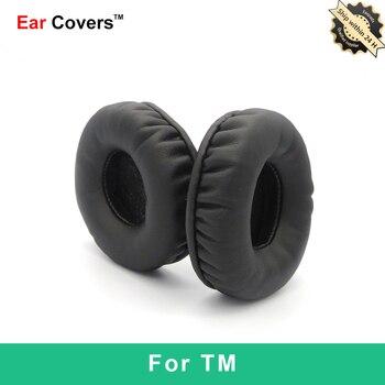 Almohadillas para auriculares Bluedio TM, almohadillas de repuesto para auriculares, almohadillas de espuma de cuero PU