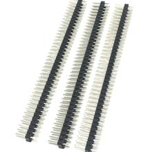 Bolt for PCB Arduino-Board-Use 2X40 2--40 10pcs Bayonet 40P 40PIN Length Double-Row