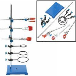 Supports de laboratoire Support et pince de laboratoire Clips de laboratoire bride de flacon pince de condenseur supports 600mm fournitures de laboratoire scolaire