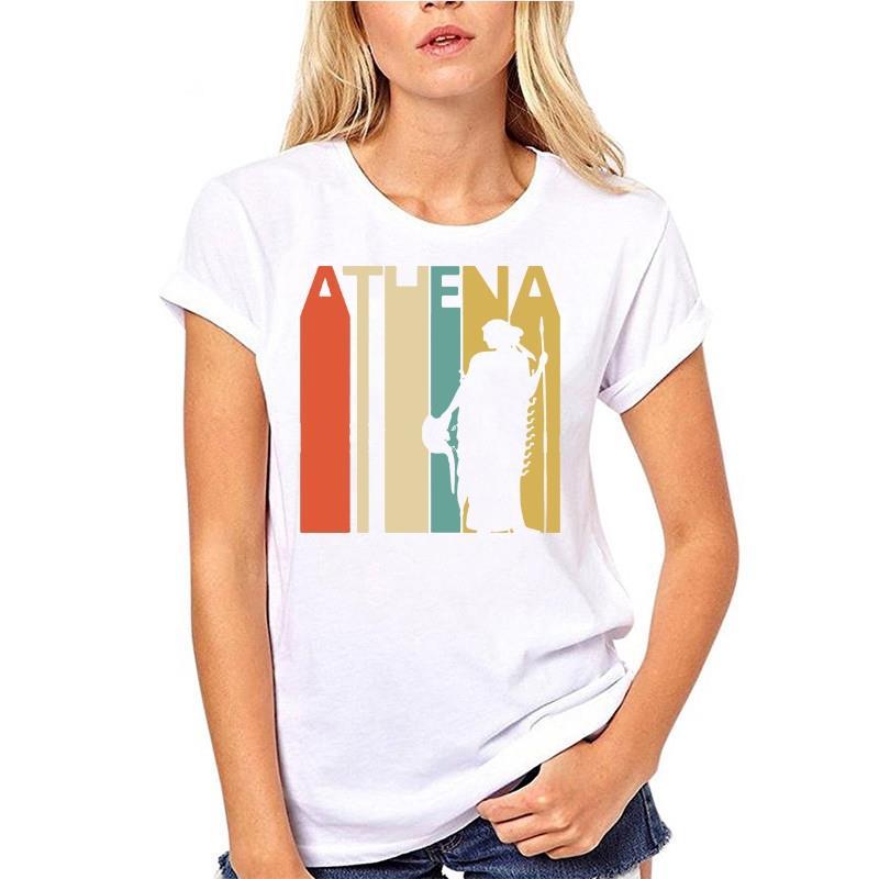 Le t-shirt de la déesse grecque Athena femme