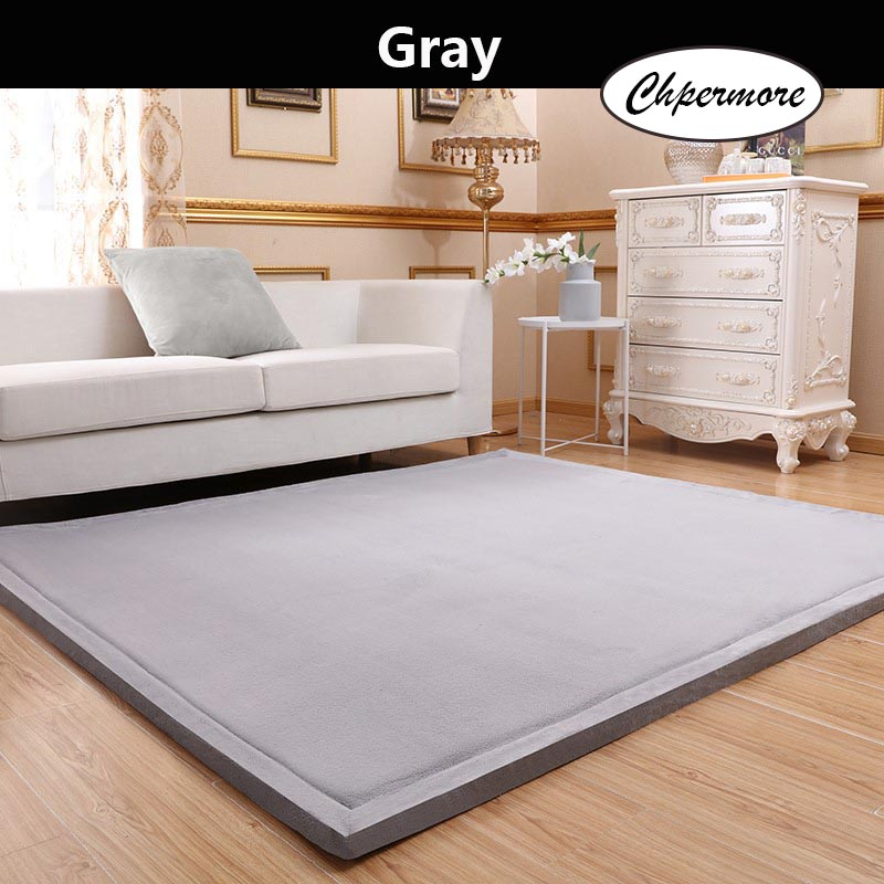 Chpermore Thicken Mattress Foldable Customize Tatami Single Double Mattresses Multifunction Non-slip Carpet King Queen Size