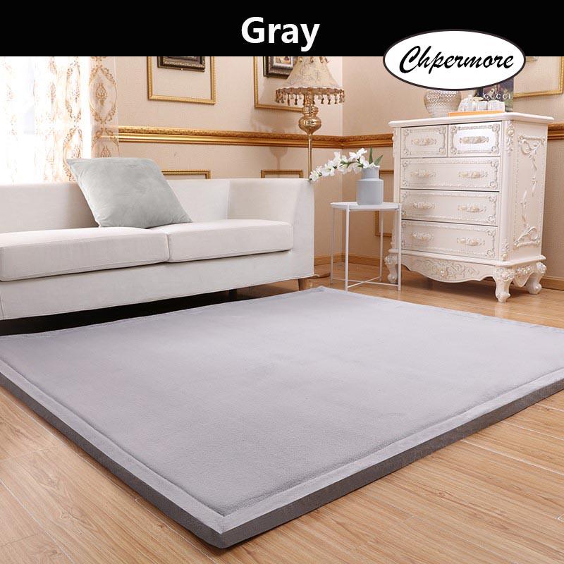 Chpermore Thicken Mattress Foldable Customize Tatami Single Double Mattresses Multifunction Non-slip Carpet King Queen Size