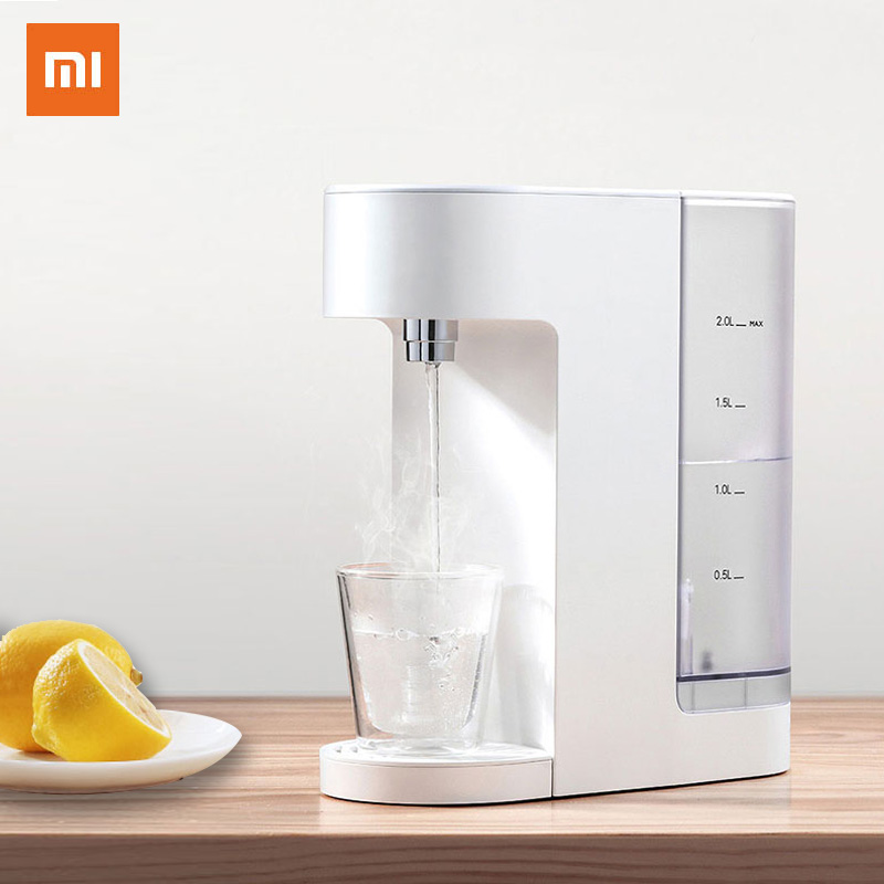 Xiaomi Viomi Mijn -2 2050 W /2l 1 Secondary Instant Heating Water Dispenser 5 -speed Water Temperature Fast Heating Water Boiler