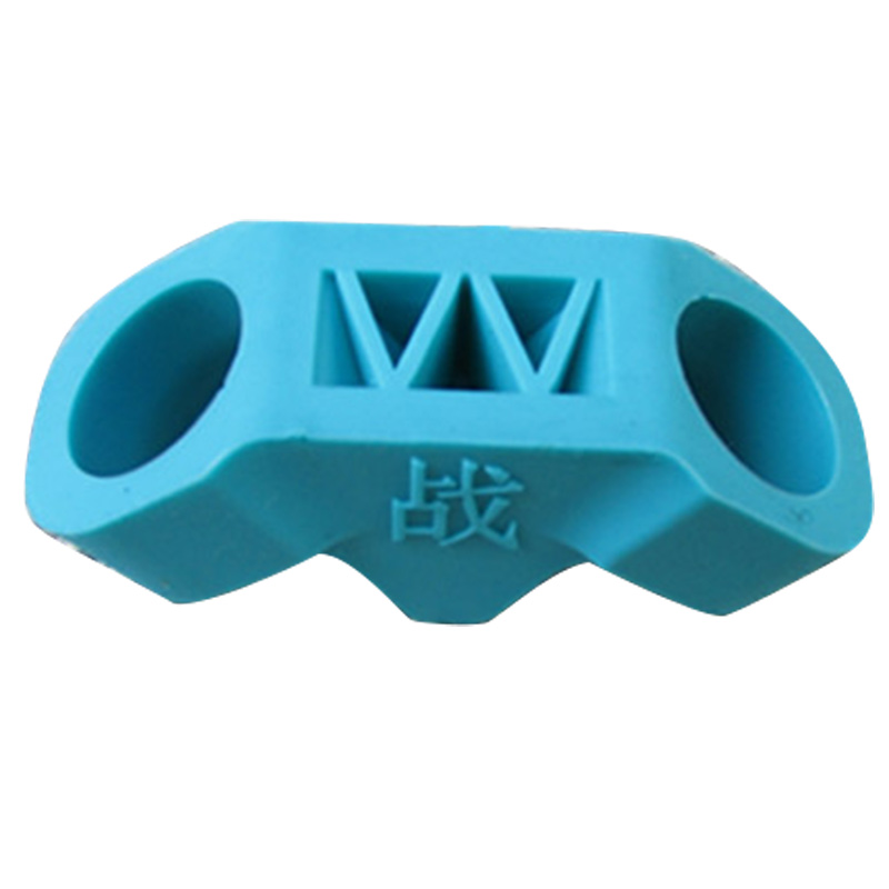 Hot Selling 2 Finger Silicone Shot Lock Basketball Training Posture Correction Device Ball Shooting Trainer