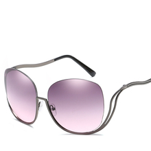 Womens Sunglasses Brand Designer Semi Rimless Luxury Trending Products 2020 High