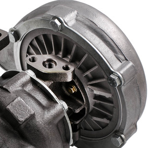 Image 5 - Conjunto múltiple Turbo para Nissan Patrol Safari GU GQ 4.2L TD TD42 TB42 T04E T3 T4 .63 A/R 44 Trim turbocompresor 400 + HP Stage III
