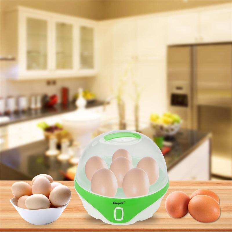HardAuto Shut Off Multifunction Heated Food FOSSIBOT Electric Egg Cooker Egg Steamer Heated Milk