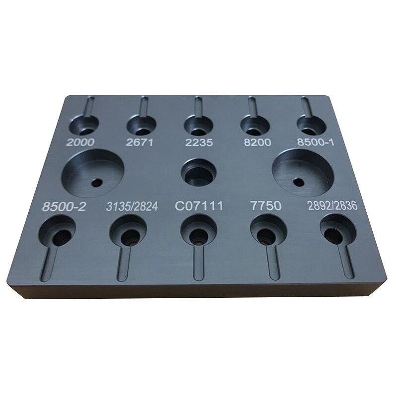 Reparatur Werkzeuge Uhr Mainspring Wickler Ersatz Fässer für 3135/2892/2824/7750/2671/2000/ 8500/C07111/2235/8200 Bewegung - 3