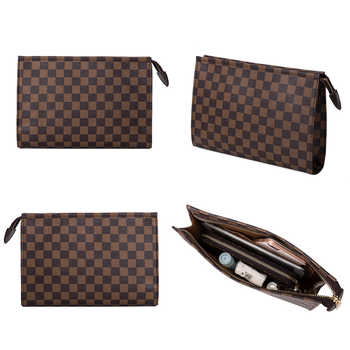2020 new personality fashion envelope lady bag x, high volume clutch Leather Wallet plaid clutch Mens Money Bag purses - DISCOUNT ITEM  50 OFF Luggage & Bags
